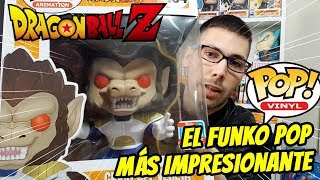 EL FUNKO POP DE DRAGON BALL MÁS IMPRESIONANTE | UNBOXING Great Ape Vegeta
