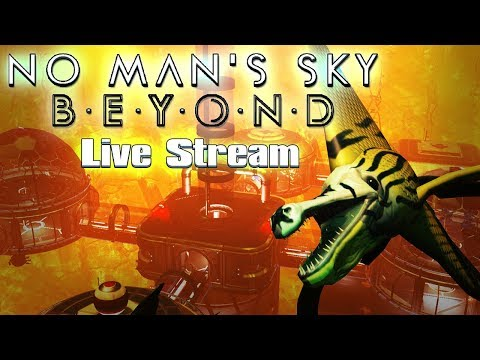 NOVOS PRODUTOS DE ATUALIZAÇÃO E UMA NOVA BASE - No Man's Sky Live Ep15 + vídeo