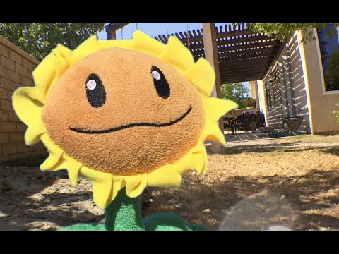 PLUSHIE ATTACK II - GARDEN WARFARE
