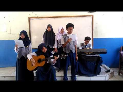Musikalisasi Puisi Kelas 9.7 kelompok Zaky