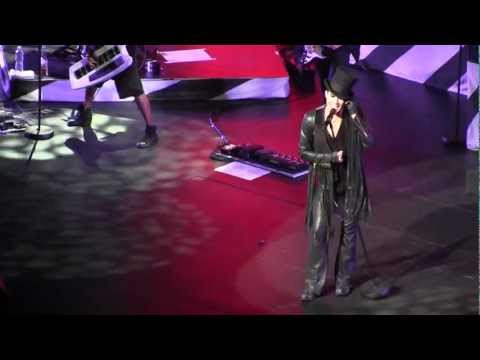 [HD] Adam Lambert - For Your Entertainment Live in Singapore 2013