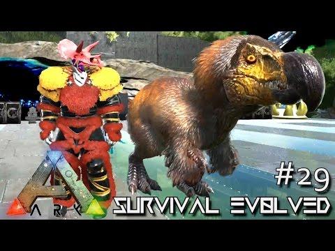 ARK: ANNUNAKI GENESIS - BABY DODO REX !!! S2E29 (ARK SURVIVAL EVOLVED Gameplay)