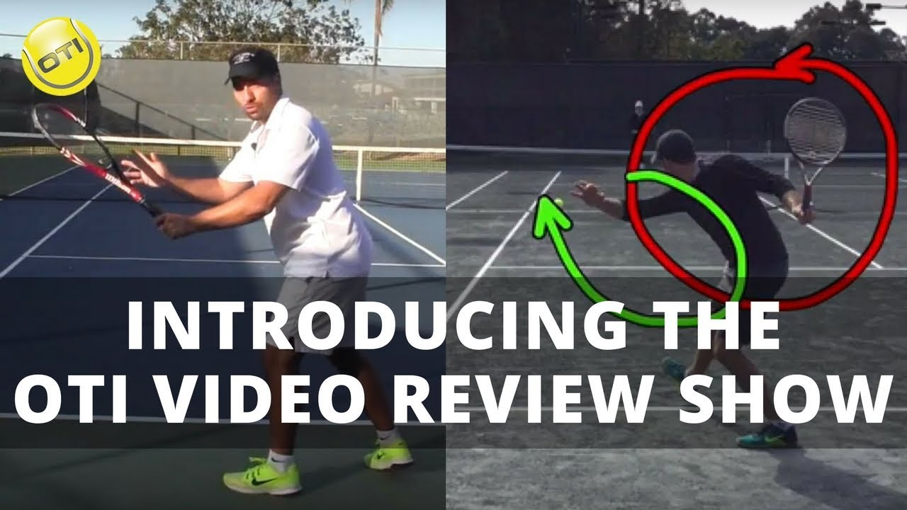 online tennis instruction reviews