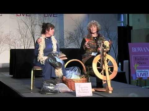 Pam and Ashly Vogue Knitting Live demo 1-14-2012.f4v