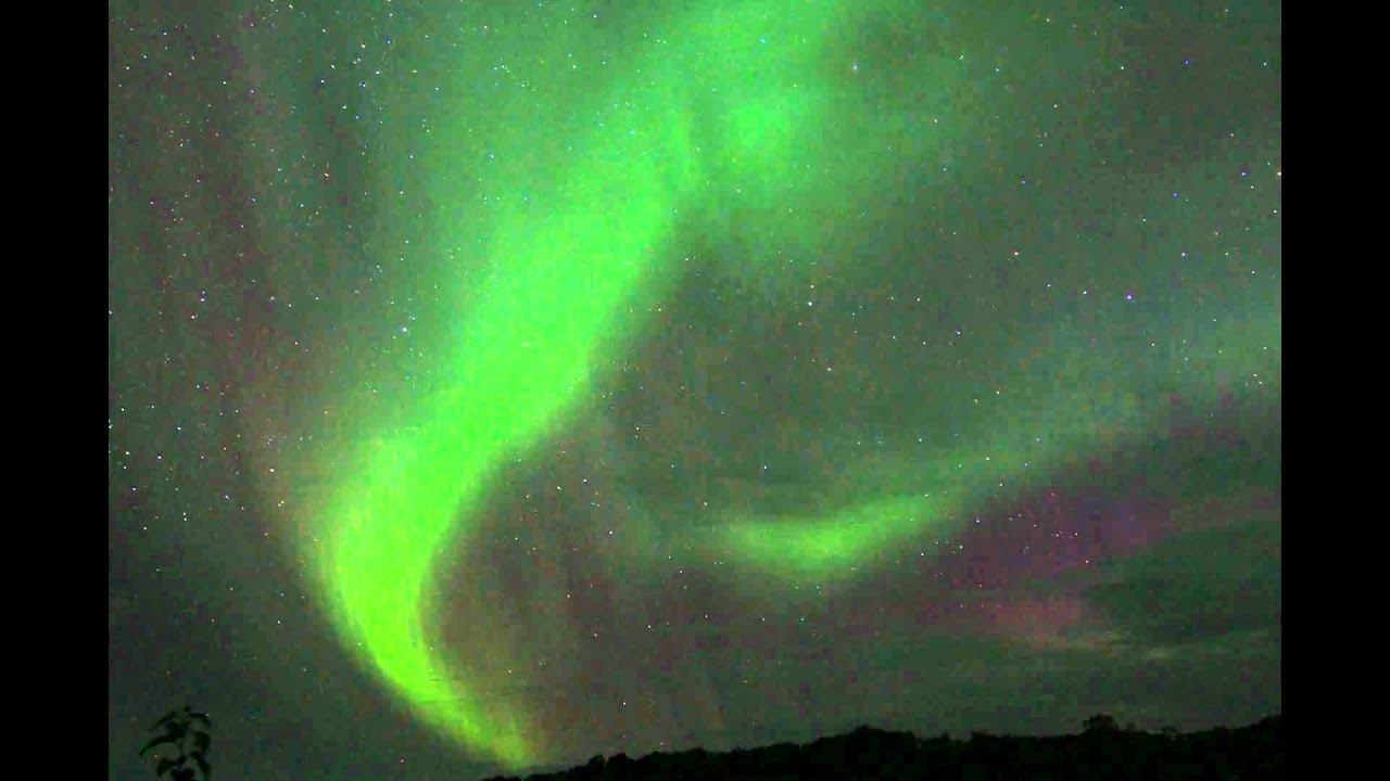 Polarlicht Video