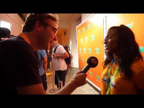 Bert spreekt dolblije judoka Anicka van Emden   NPO Radio 2