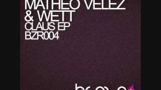Matheo Velez -- Claus (Original Mix)