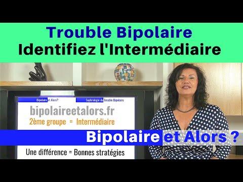 Trouble bipolaire identifier l'intermédiaire en savoir faire