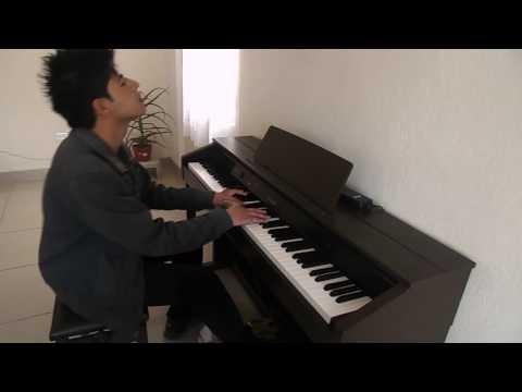 Coldplay - Clocks (Instrumental Piano Cover)