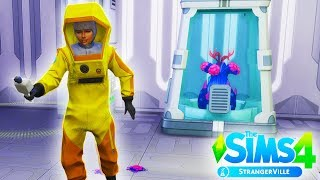 THE BLOOM BEGINS | The Sims 4 Strangerville | Sunday Sims