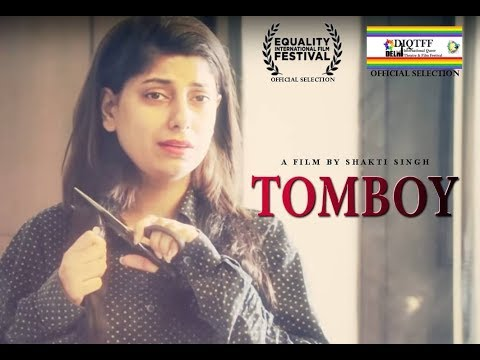TOM BOY - Indian Lesbian Girls Love Story Short film thumbnail