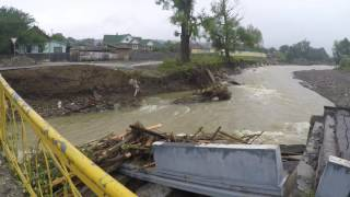 Что стало после 5. Тайфун lionrock, Лайонрок п. Кавалерово Приморский край