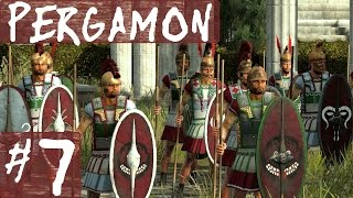 Total War Rome 2 : Black Sea Colonies : Pergamon 7