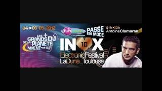 Antoine Clamaran  Live Inox Electronic Festival  05-05-2012 Toulouse France