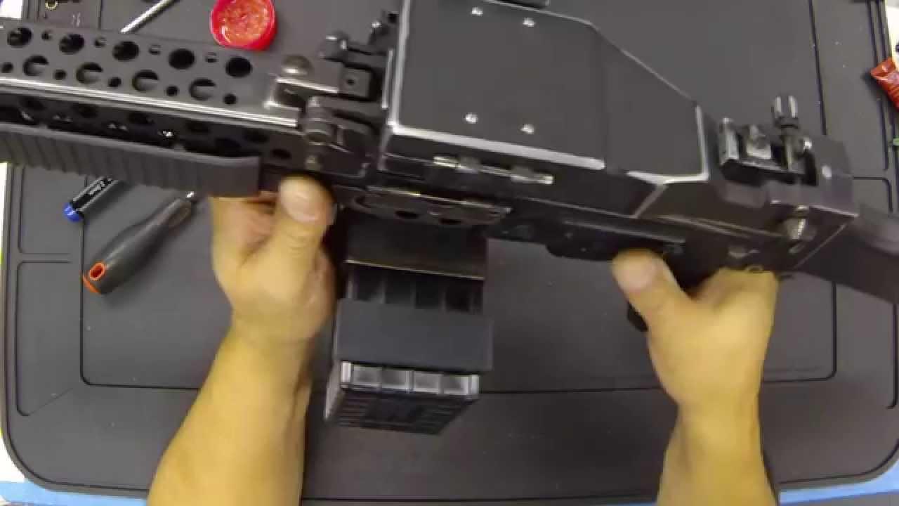 Gp mk23 stoner 63 wolverine airsoft gun smp conversion breakdown gp mk23 stoner 63 wolverine airsoft gun smp conversion breakdown thecheapjerseys Image collections