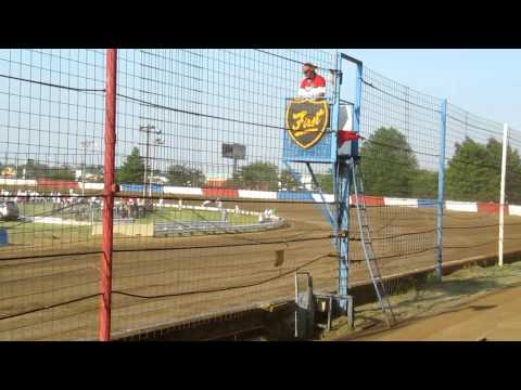 Tony Hulman Classic (Terre Haute Action Track) - Qualifying Runs