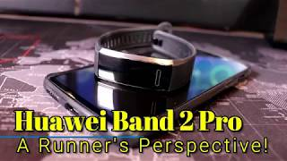 Huawei Band 2 Pro: A runner's perspective on a super affordable GPS watch
