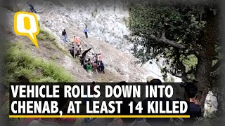 Jammu and Kashmir:  At Least 14 Yatris Killed in Kishtwar Road Accident