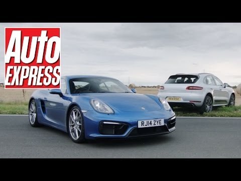 Porsche Macan Turbo vs Cayman GTS – is the SUV a sports car on stilts?