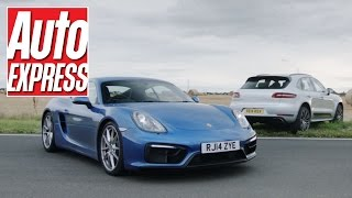 Porsche Macan Turbo vs Cayman GTS - is the SUV a sports car on stilts?
