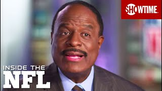 Phil Simms & James Brown Preview Upcoming Season | INSIDE THE NFL returns Sept. 3rd on SHOWTIME