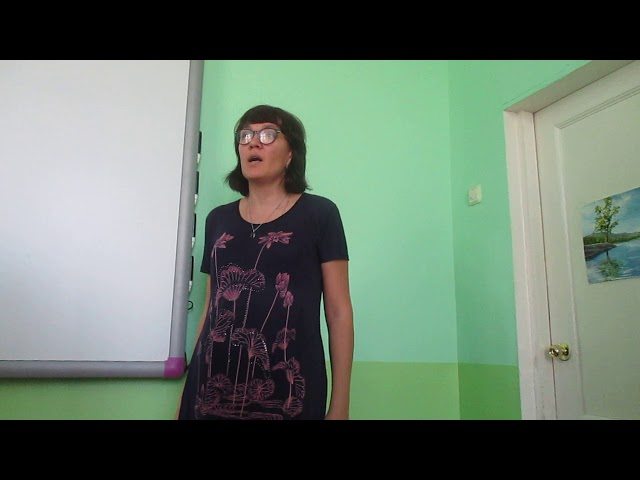 Изображение предпросмотра прочтения – ГрязноваТатьяна читает произведение «Весна» А.Н.Плещеева