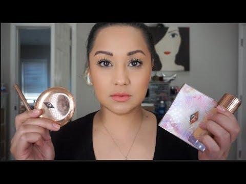 GRWM: Charlotte Tilbury Makeup Tutorial thumbnail