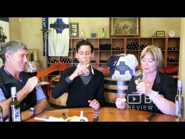 Ivanhoe Wines Vineyard in Pokolbin NSW offering Red Wines and White Wines