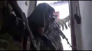 (18+) Heavy battle in Shyrokino, Ukraine today, [battle footage]