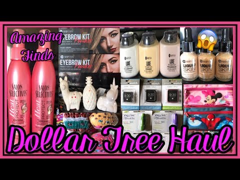 AMAZING DOLLAR TREE HAUL | ALL NEW FINDS | MUST SEE | MAY 23 2019