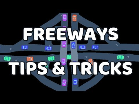 Freeways Guide: How To Play - Tips, Tricks And Experiments (06)