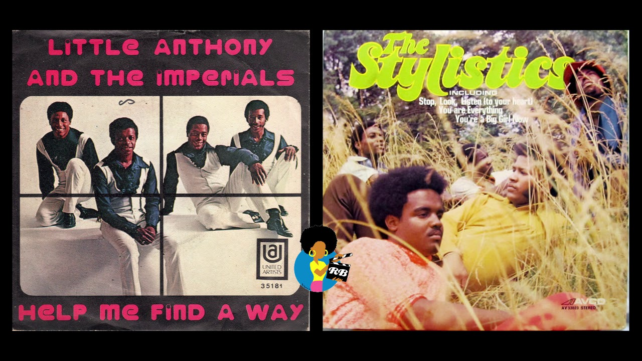 Little Anthony vs. The Stylistics   Who Did It Better? (1970/1971)