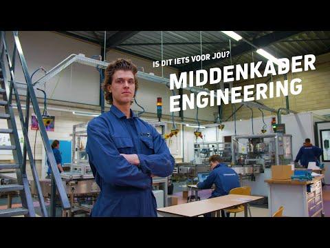 Middenkader engineering, iets voor jou?