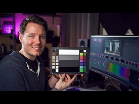 How To Color Match Cameras & Grade Log Footage Without A LUT