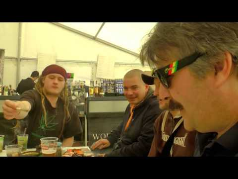 Cannafest 2015 Best Weed In Prague