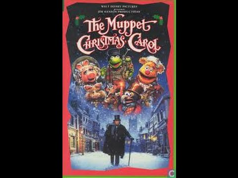 Opening to The Muppets Christmas Carol 1993 VHS - YouTube