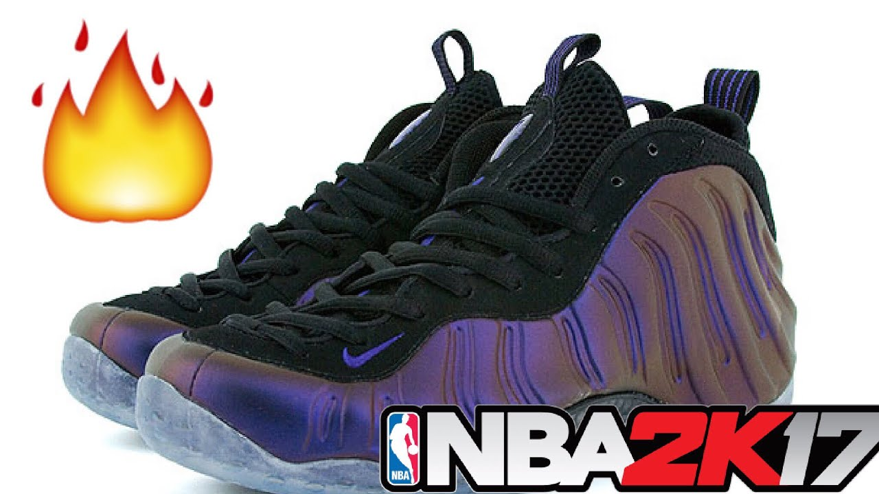 HOW TO MAKE NIKE FOAMPOSITE