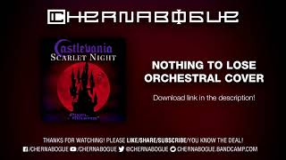 """""""Nothing to Lose"""" Castlevania Epic Orchestral Cover"""