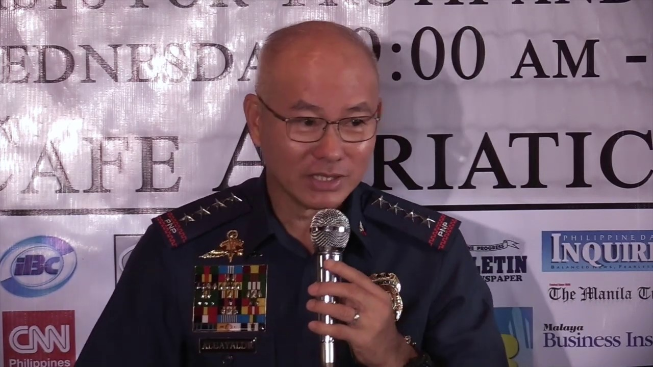 3 suspects in Batocabe slay want to turn state witnesses — Albayalde