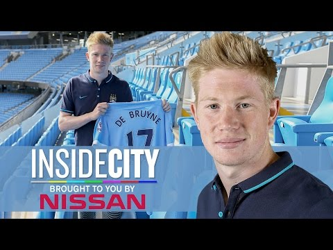 Kevin De Bruyne's First Day | Inside City Special