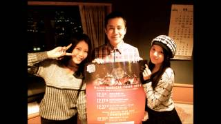 ゲスト 9nine から 川島海荷 吉井香奈恵 【9nine MAGICAL TOUR 2014特設...