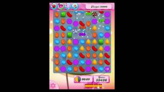 Candy Crush Saga Level 211 Walkthrough