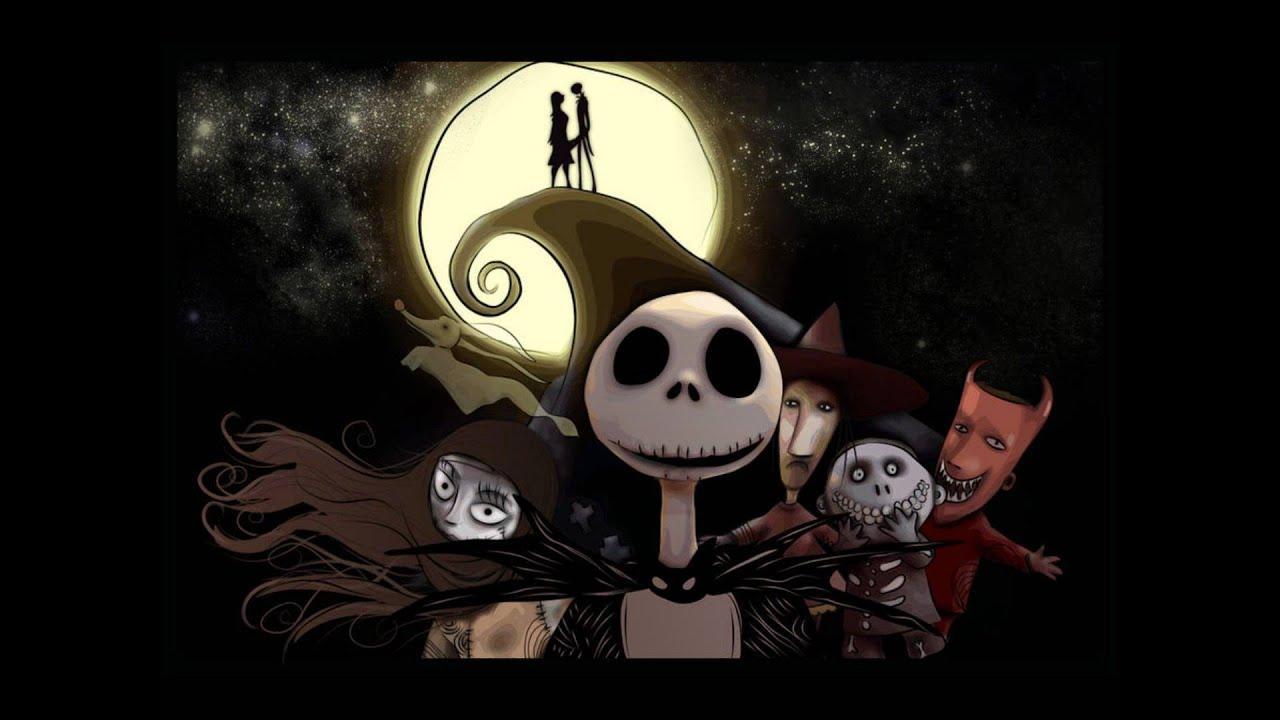 Nightmare before Christmas - This is Halloween - YouTube