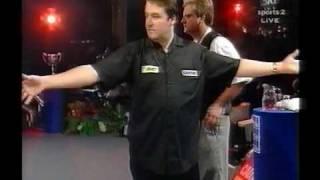 Rod Harrington vs Ronnie Baxter - 1998 World Matchplay - Finals - Part 12/18