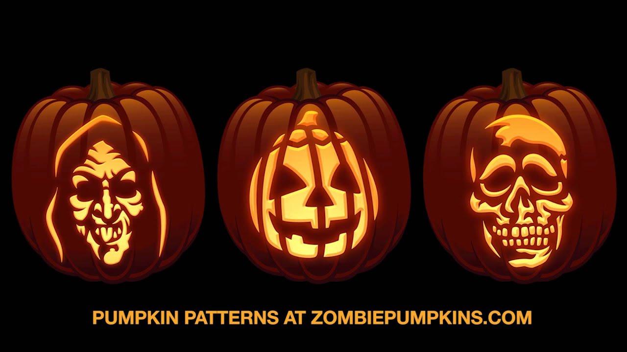 halloween 3 silver shamrock commercial pumpkin patterns