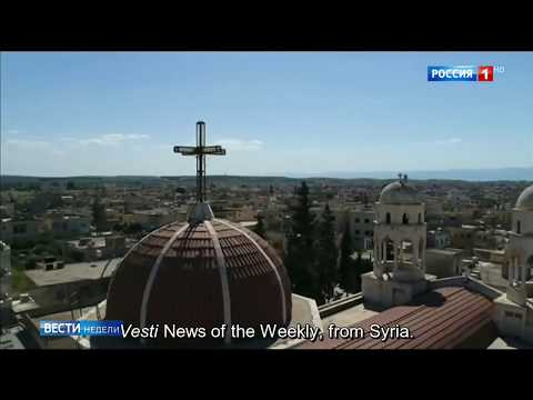 Pro-Russia Media Reporting on Christian Militias in Syrias Largest Christian City