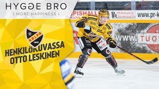 Hygge Bro -henkilökuva, 4. jakso: Otto Leskinen