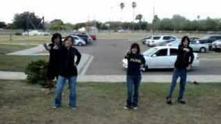 Us Dancing Hare Hare Yukai - Suzumiya Haruhi no Yuutsu