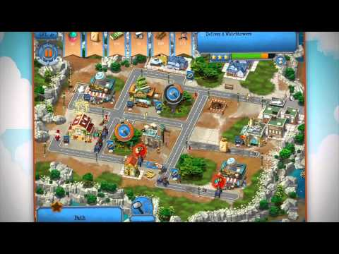 MONUMENT BUILDERS : ALCATRAZ - PC MAC IPHONE IPAD ANDROID - MICROIDS GAMES FOR ALL