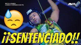 A SENTENCIA!! ZUMBA QUEDA EN SENTENCIA AL PERDER CONTRA MARIO!! COMBATE 18/07/18